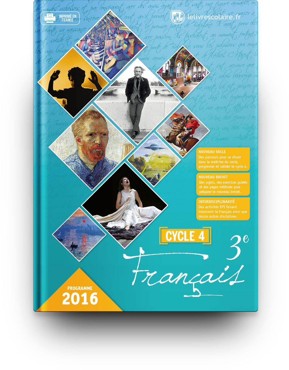 Manuel Francais 3e Lelivrescolaire Fr