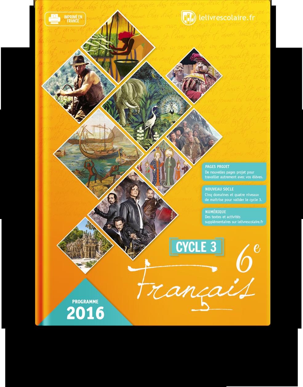 Francais College Lelivrescolaire Fr