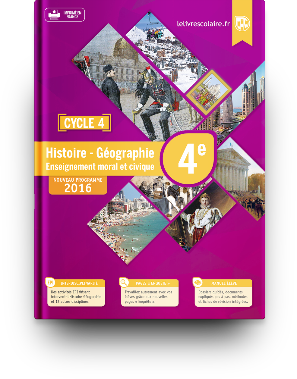Histoire Geographie College Lelivrescolaire Fr