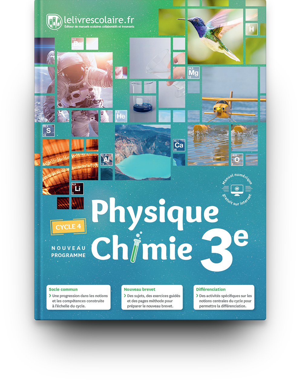 Manuel Physique Chimie 3e Lelivrescolaire Fr